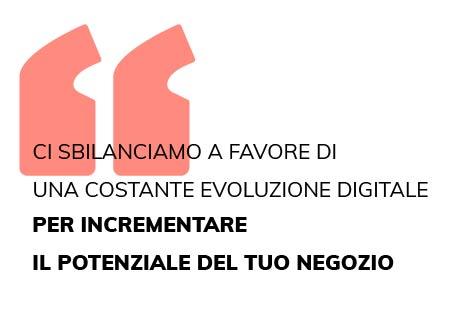 citazione sulla evoluzione digitale
